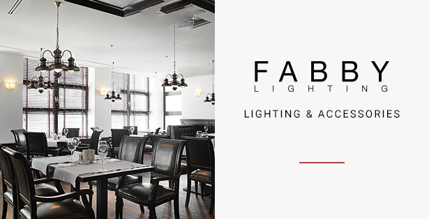 Fabby Lighting - Lighting & Accessories