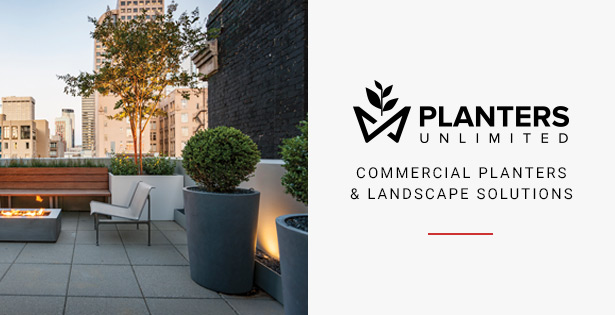 Planters Unlimited - Commercial Planters & Landscape Solutions