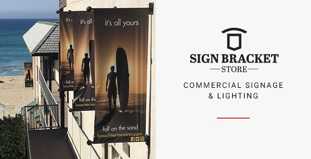 Sign Bracket Store - Commercial SIgnage & Lighting