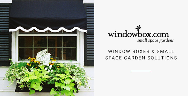 WindowBox.com - Window Boxes & Small Space Garden Solutions